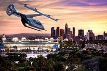 "UberAir:飞行汽车能让""坐飞机""变得更简单?"