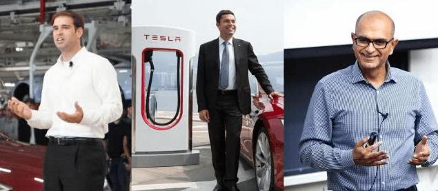 如果马斯克下台,这三人最有可能成为特斯拉新任CEO