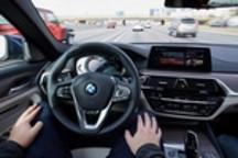 宝马称竞争对手和网约车公司有意加入其无人驾驶组织