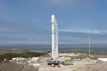 SpaceX将于周一在范登堡空军基地发射和回收火箭