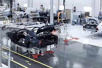 明年年中正式量产 首批 Polestar 1 验证原型车投产