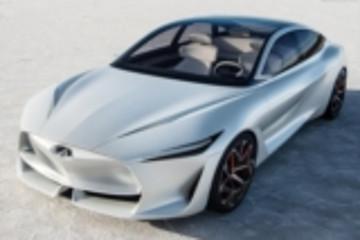 英菲尼迪布局新能源 2021年推出首款纯电动车