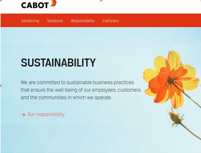 Cabot公司研发新一代锂离子电池低钴活性阴极的配方