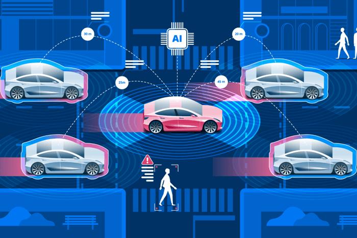 MOBI合作TIoTA助力区块链网联自动驾驶汽车技术 应对城市交通拥堵