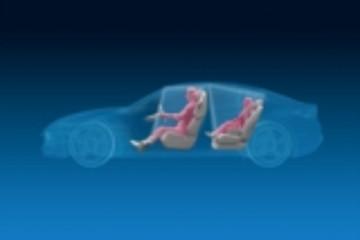 采埃孚研发3D车内观察系统 可探测车内乘客感知车内情况提高安全性