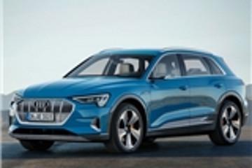 奥迪电动SUV于11月首发 续航500km-明年3月开卖