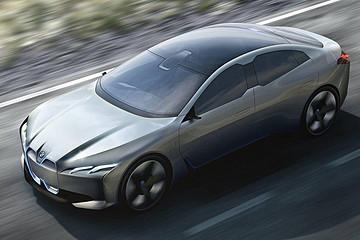 宝马 i4 或将推出两动力版本 高版本预计搭载 80kWh 电池组
