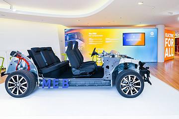 大众的正在进行时:1000 万辆电动车的新出行时代目标