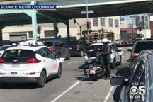 加州自动驾驶汽车事故激增:次数通用Cruise占六成,原因最多是追尾