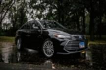 2019款丰田Avalon配置环视摄像头 边界扫描功能助力夜间停车