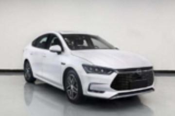 比亚迪将推出全新e6 由秦Pro EV换标而来?
