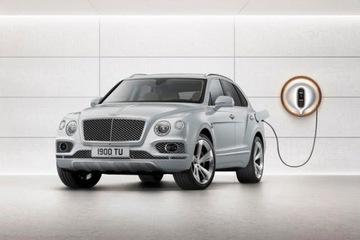 宾利欲打造全电动豪华汽车:最早2025年问世