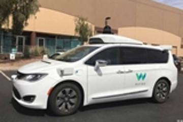 加州首例 Waymo无人驾驶测试不需安全员