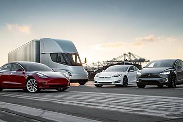 特斯拉透露未来两年计划 预计投资 60 亿美元开发新汽车