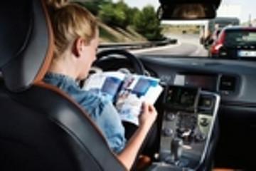 欧洲汽车高管发声:发展无人驾驶需要一套标准