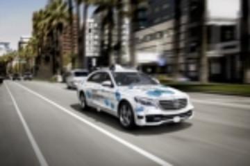博世合作戴姆勒 2019年下半年圣何塞试行自动驾驶按需服务