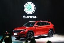 斯柯达轿跑SUV柯迪亚克GT正式亮相 明日公布售价