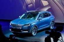林肯全新中大型SUV航海家发布 预售价42万起