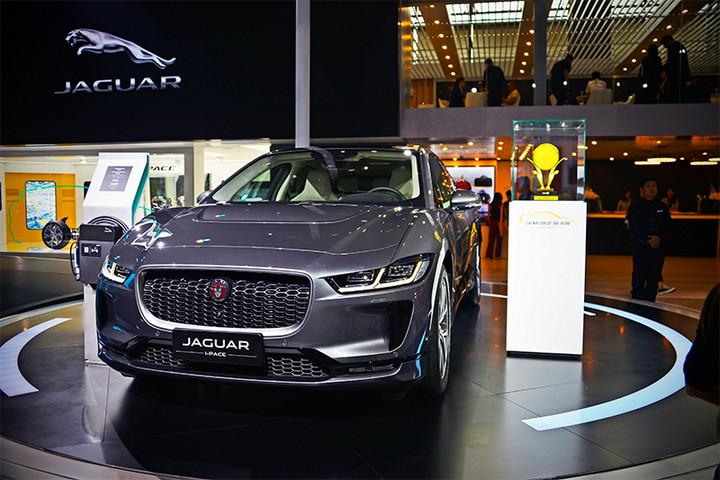 捷豹I-PACE迎来首批车主,互联和电动是未来战略