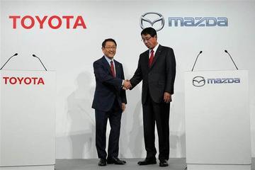 丰田马自达合资工厂下月开工建设 2021年将投产