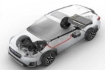 2019款Crosstrek Hybrid动力系统及车载功能评测