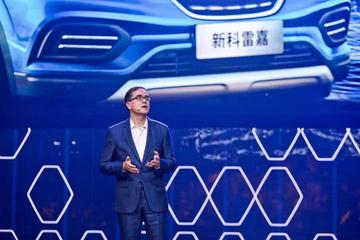 东风雷诺未来3年加速车型引入 明年推首款电动汽车
