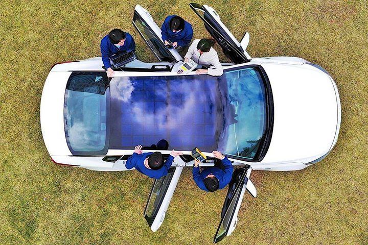 韩国车的黑科技:太阳能全景天窗!进入中国有戏吗?