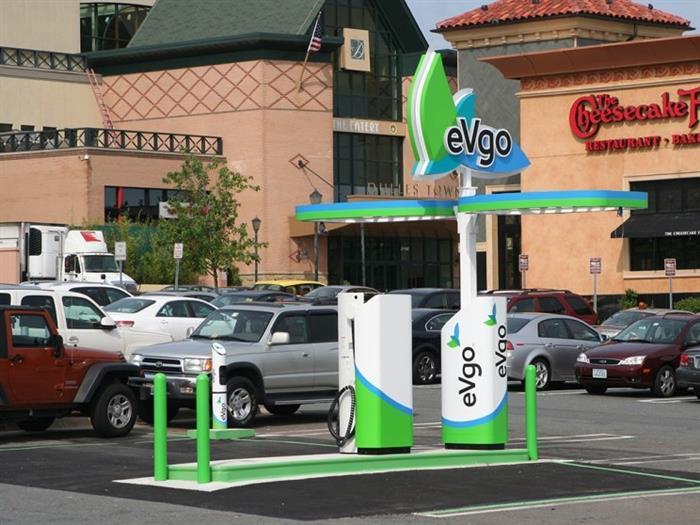 更快找到充电桩 现代起亚与EVgo合作