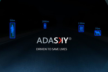 AdaSky推出Viper被动式远红外线固态摄像头 抗干扰性强大