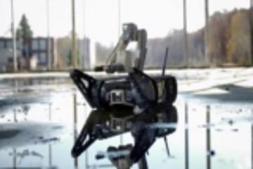 Scorpion™机器人的设计明细及图片曝光 定位美国军方项目