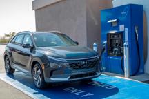 丰田燃料电池车将迎来强敌?现代NEXO SUV呼之欲出