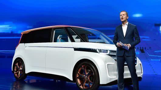 福特和大众正在考虑组建全球汽车工业史上最大的联盟