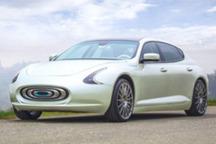 昶洧江西工厂一期产能10万辆 首款车明年底上市