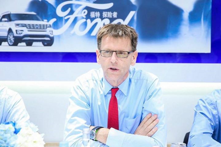 福特在华人事变动一波未平一波又起,韦盛廷调离中国区