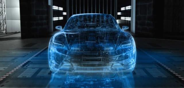 保時捷利用仿真技術測試虛擬樣車 19年底推第二款純電動車型