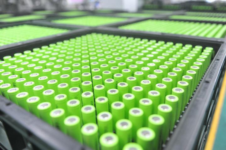 动力电池,动力电池,21700电池