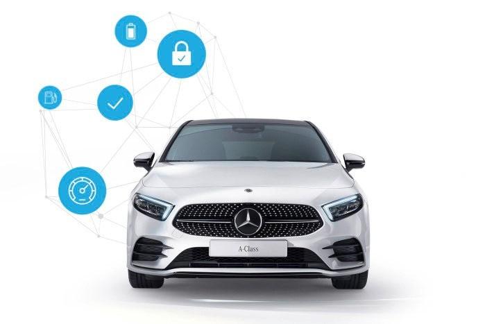 戴姆勒將向第三方供應商提供車輛故障代碼 遠程診斷網聯奔馳汽車