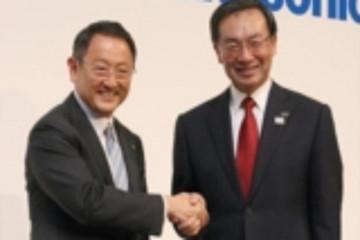 丰田2020年的中国区汽车配套电池将由松下供应