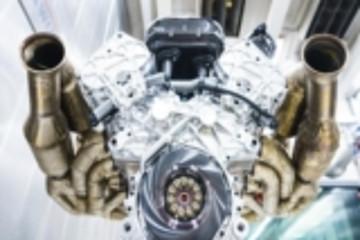 阿斯顿·马丁发布Valkyrie超跑的发动机信息