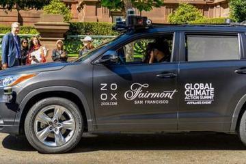 加州批准Zoox为首个可载客无人驾驶服务商
