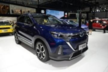 北汽新能源EX5将于1月27日上市 定位紧凑型纯电动SUV