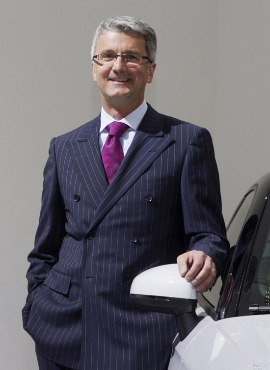 拒陈述事实,奥迪CEO施泰德要求被释放