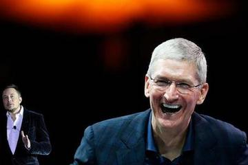 特斯拉回应被苹果疯狂挖人:他们钱多