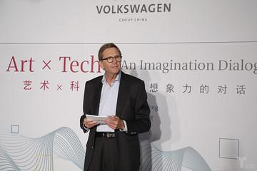 大众中国海兹曼:自动驾驶时代,汽车将成多种媒介载体