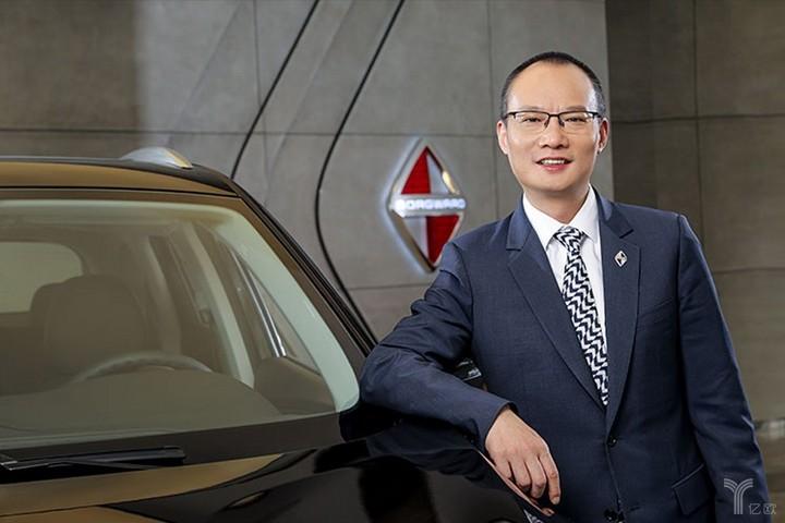 宝沃杨嵩,避实就虚的营销高手