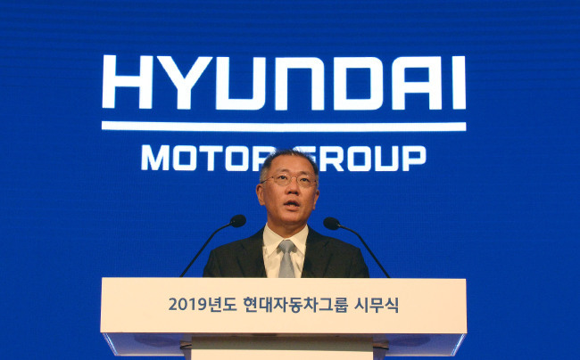 现代2021年将在韩启动自动驾驶出租车试点项目