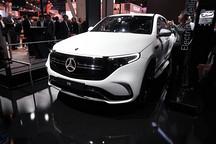 奔驰:纯电动SUV EQC将于今年内国产上市