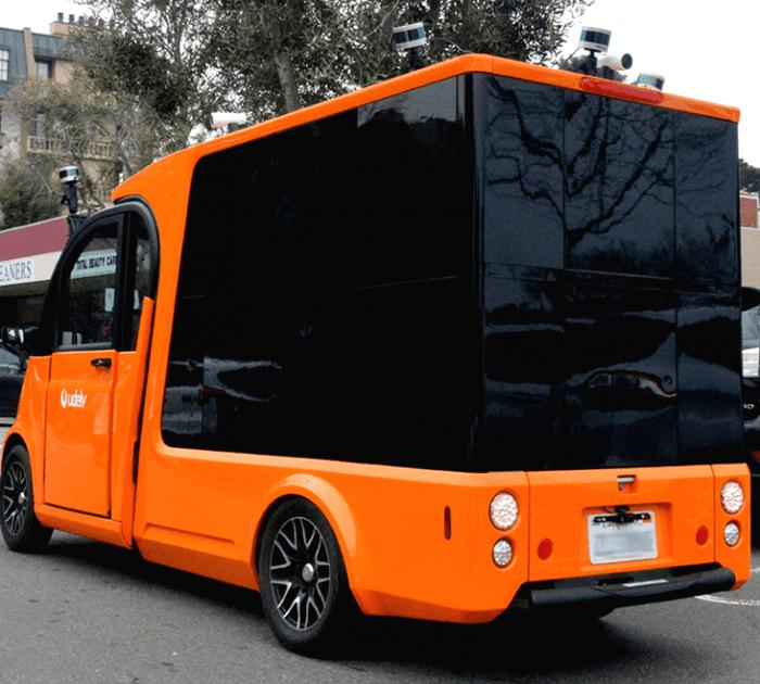 Udelv合作百度、沃尔玛和丸红商事 CES展推最新自动驾驶送货车