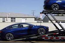 特斯拉获准在欧洲推出Model 3 施压德国高端品牌
