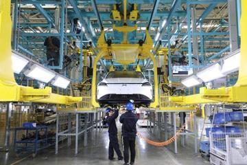 小鹏2019年将再获200亿投资 第二款车4月首发